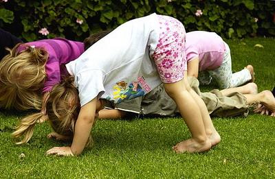 Физические упражнения для детей от 5 до 7 лет