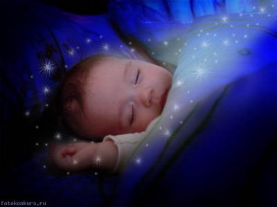 Готовим ребенка ко сну